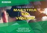 Nova Turma - TREINAMENTO: MAESTRIA EM VENDAS