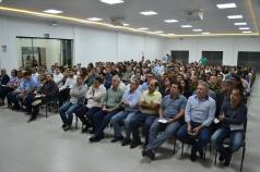 PALESTRA A SOCIEDADE CIVIL ORGANIZADA E O PLANEJAMENTO DE UMA CIDADE