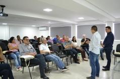 Reunião FACER com as ACES em Vilhena RO 17/03/2018