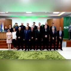 Solenidade de Posse Diretoria Triênio 2019/2021