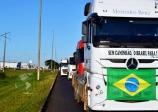 AGRADECIMENTO: Carreata em Apoio aos Caminhoneiros