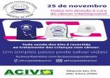 ACIV apoia Campanha: Caminhada Passos que Salvam 2018