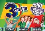 Ganhadores do Sorteio do Dia das Crianças - Promoção 3 em 1 da ACIV