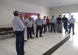 Diretoria da ACIV realiza Visita na Unesc