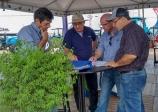 Diretoria da ACIV visita a Rondônia Rural Show, em Ji-paraná