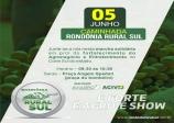 ACIV e AVIAGRO promovem caminhada para divulgar a Rondônia Rural Sul e fortalecer o nome da feira