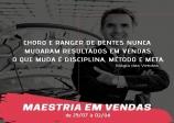 TREINAMENTO - MAESTRIA EM VENDAS