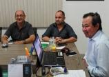 Em reunião na ACIV, prefeito de Vilhena apresenta trabalhados feitos em prol do município