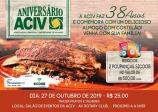 Aniversário ACIV 38 anos