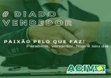 DIA DO VENDEDOR