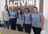 A Associação Comercial e Empresarial de Vilhena - ACIV agradece a visita da executiva da ACIC, de Cerejeiras,