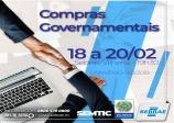 COMPRAS GOVERNAMENTAIS - SEBRAE