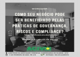 Workshop | Como seu negócio pode ser beneficiado pelas práticas de Governança, Riscos e Compliance?