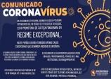 COMUNICADO MINISTÉRIO PÚBLICO DO ESTADO DE RONDÔNIA