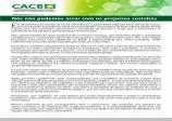 A Confederação das Associações Comerciais e Empresariais do Brasil