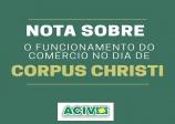 CORPUS CHRISTI - 11 DE JUNHO