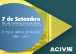 Empresas não poderão abrir no feriado de 7 de Setembro em Vilhena
