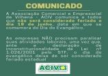DIA DO EVANGELICO - 18/06