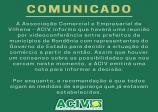 COMUNICADO - ACIV 01 DE JULHO