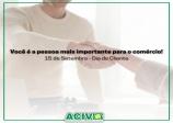 DIA DO CLIENTE - 15 DE SETEMBRO