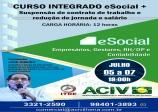 CURSO - INTEGRADO E-SOCIAL