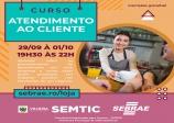 CURSO ATENDIMENTO AO CLIENTE