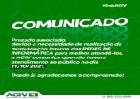 ACIV COMUNICA!