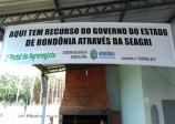 Nota de agradecimento ao Governo do estado de Rondônia em nome da Associação Comercial e Empresarial de Vilhena